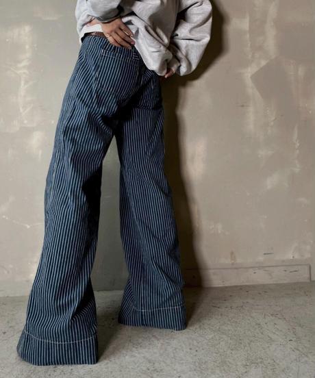 【USED】Flared Pants ② / 201120-022
