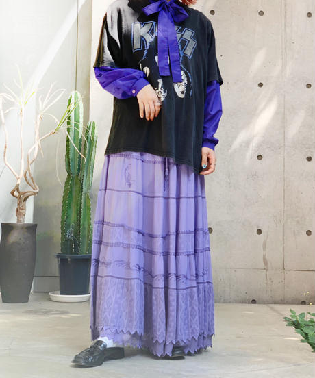 【Used】Long  Skirt  /200901-009