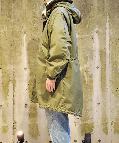 [USED] M-65 Mods Coat (Small)