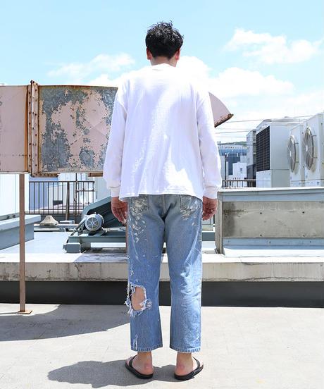 【MAX WEIGHT JERSEY】202 (Gray) (長袖 ポケット付)/max20103p