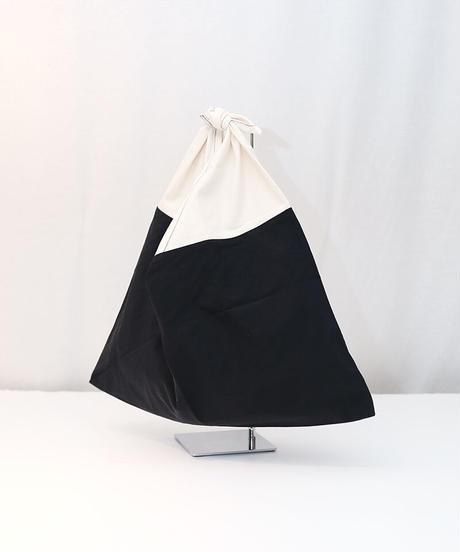 [AZUMA]AZUMA BAG -BLACK x OFF WHITE-[S size]