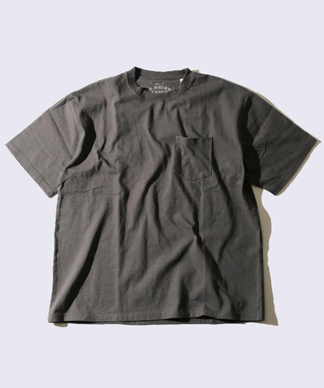 【MAX WEIGHT JERSEY】102 (Gray) (半袖 ポケット付)/max10204p