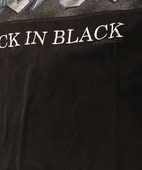 【Used】Hard Rock T-shirt  ACDC (Hard Rock8)
