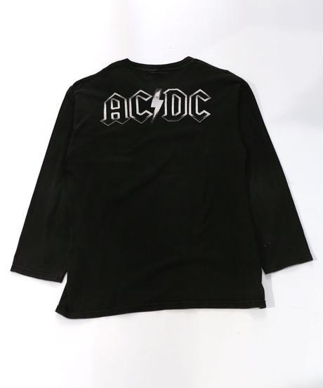 【Used】Hard Rock T-shirt  ACDC (Hard Rock1)