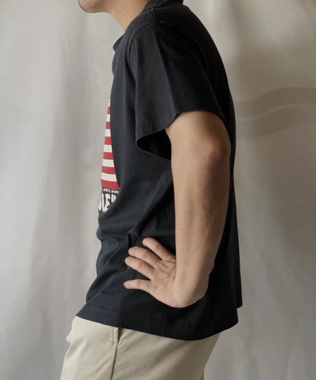 【USED】 S/S T-shirt American Fag②/210801-012