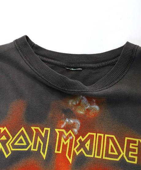 【Used】Heavy Metal Rock T-shirt  IRON MAIDEN (Heavy Metal Rock6)