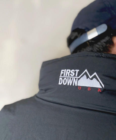 【FIRST DOWN】  Down Jacket / F842502C