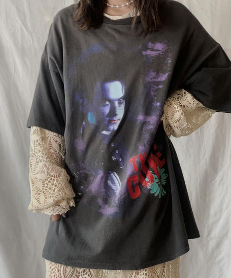 【USED】 S/S T-shirt THE CURE/210526-048