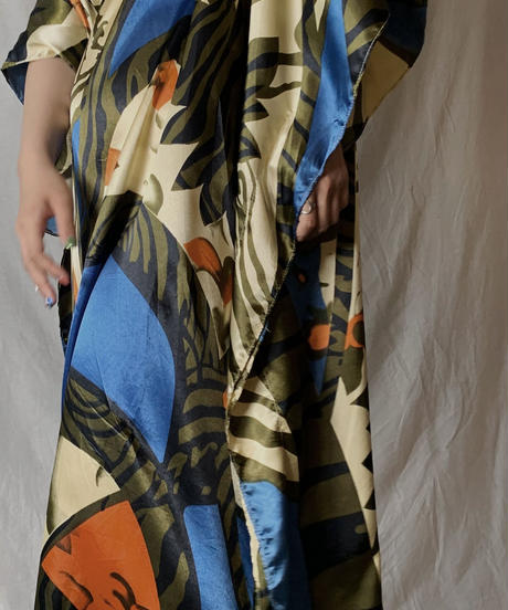 【USED】 Poly One-piece /210421-042