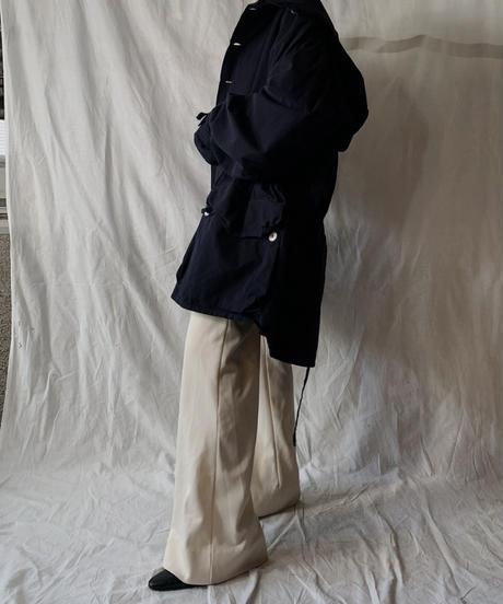 【USED】 Dyed Navy Swedish Snow Hoodie /201020-031