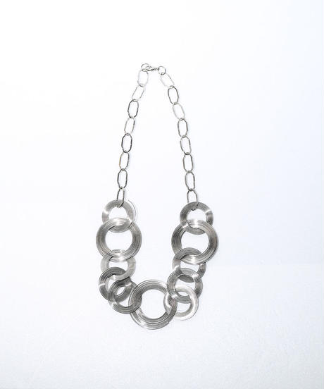[USED] Metal Necklace (AWV34)