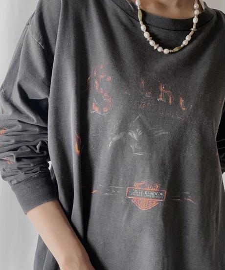 【USED】 S/S T-shirt HARLEY-DAVIDSON②/210801-056