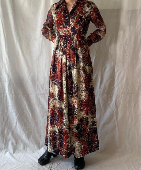 【USED】  Poly EURO Dress④/210407-019