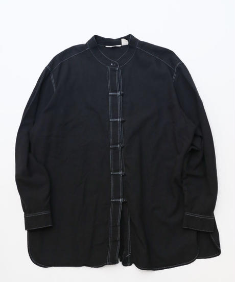 [USED] China Shirt Black (AWV31)