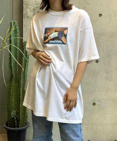 【Used】S/S  Print T-Shirts  /200807-018