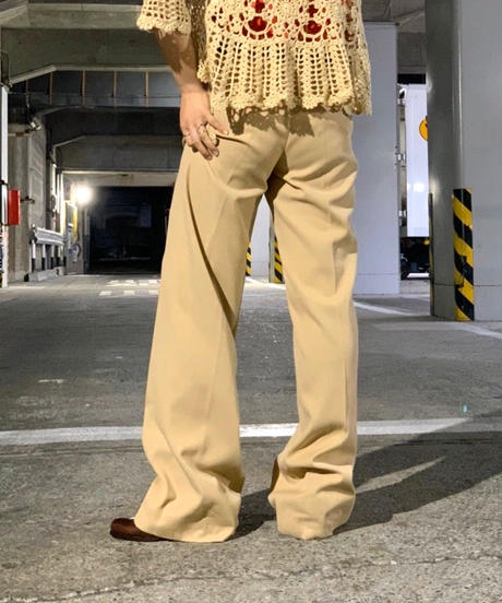 【Used】 Flare Pants