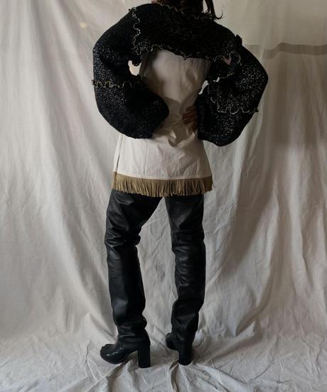 【RE;CIRCLE】 Mellow Knit Sweater③/210217-025