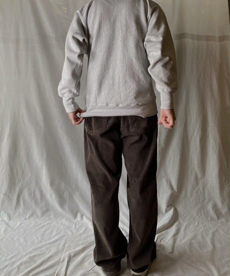 【USED】 90's Mexico Champion Reverse Weave Sweat GEORGE TOWN / 210127-043