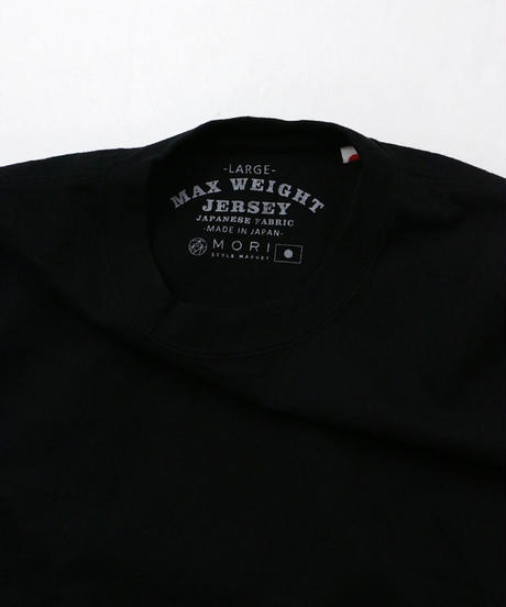 【MAX WEIGHT JERSEY】301 (Black) (ベスト)