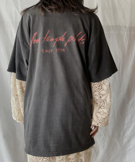 【USED】 S/S T-shirt stone temple pilots/210526-050