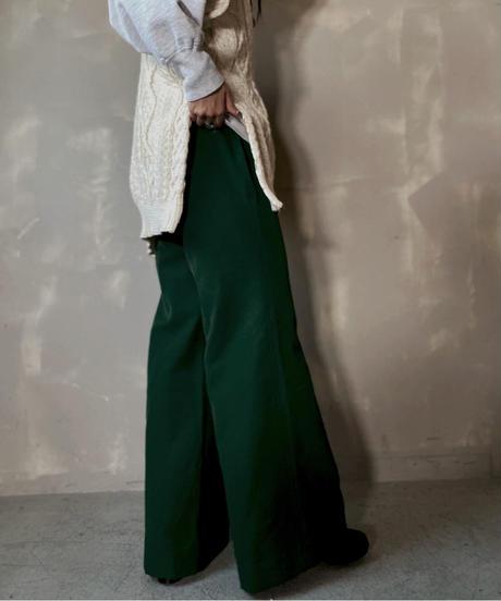 【USED】Flared Pants ③ / 201112-028