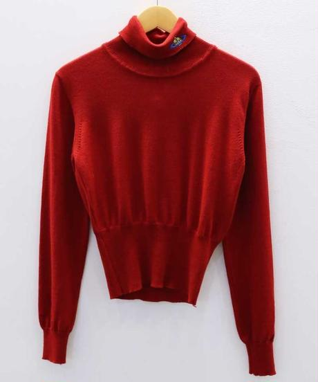 [Vivienne Westwood] TURTLENECK SWEATER