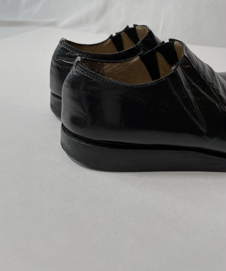 【USED】 COMME des GARCONS  Leather Shoes/210826-005