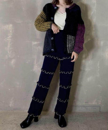 【RE;CIRCLE】 Mellow Spandex  Pants / 201114-006