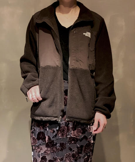 【USED】The North Face Fleece Jacket / 201104-019