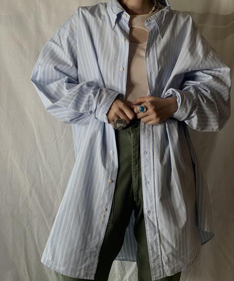 【USED】 Brooks Brothers L/S Strip Shirt 17/210624-023