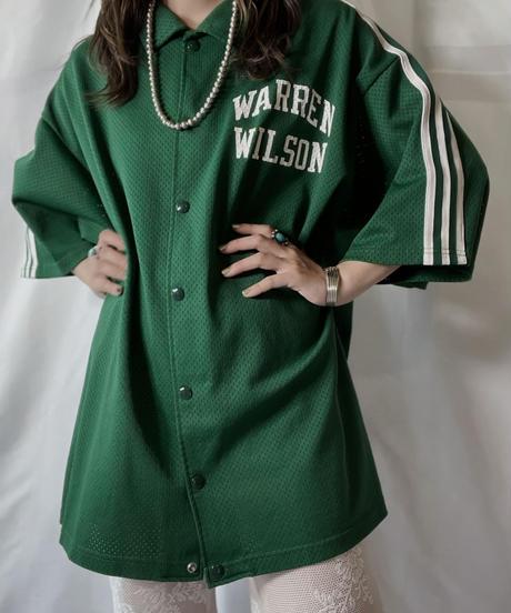 【USED】 Team Uniform Shirt WARREN WILSON/210805-027