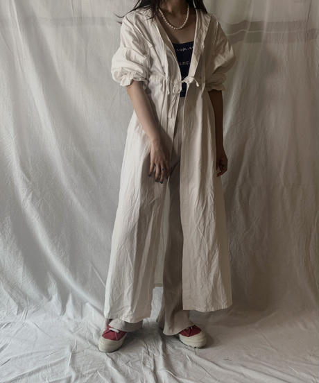 【RE;CIRCLE】RE Medical S/S Gown ④ /210601-018