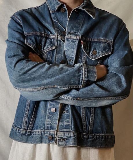 【USED】Levi's Denim Jacket  / 201123-022