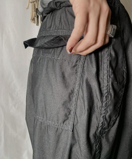 【USED】 Army Tie dye Snow Pants③/ 210708-009