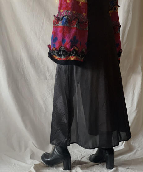 【USED】 Poly Camisole Dress/210217-019