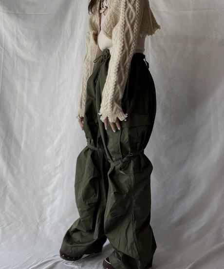 【USED】 Army Pants① /211008-012