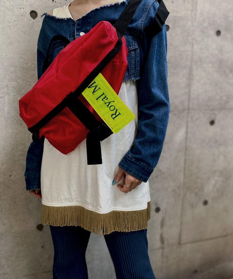 【RE;CIRCLE】Royal Mail  Bag  / 17