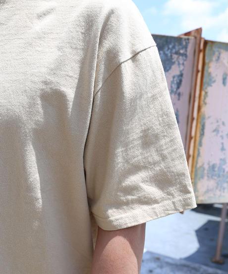 【MAX WEIGHT JERSEY】102 (Beige) (半袖 ポケット付)/max10202p