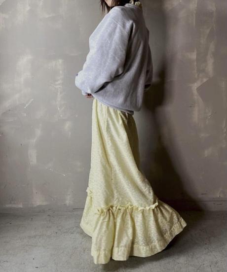 【USED】 L/S Cotton Dress ③ / 201120-020