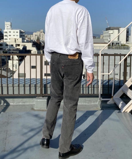 【MAX WEIGHT JERSEY】201 (White) (長袖)