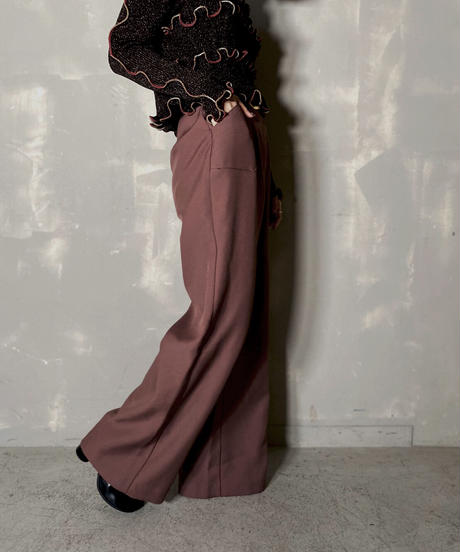 【USED】Flared Pants ② / 201114-025