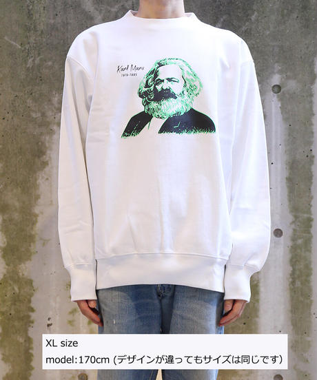 [culture is me] Sweat Marx