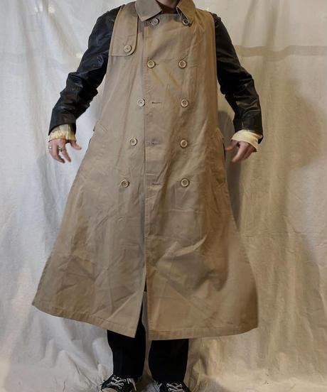 【RE;CIRCLE】 Trench Coat Vest②/210217-069