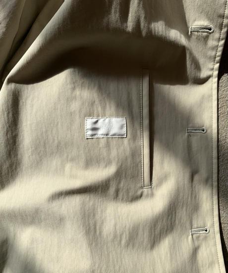 【mori kinsei】002 Balmacaan Coat