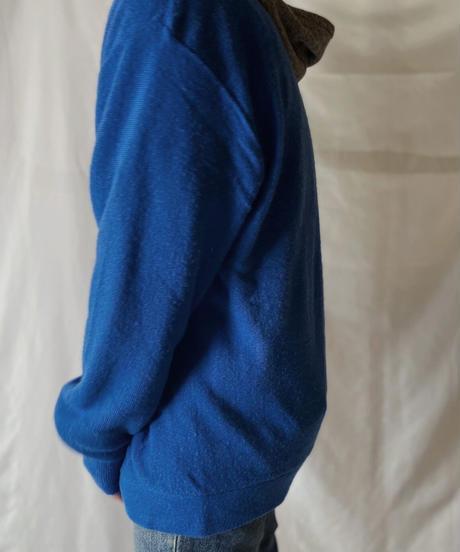 【USED】   THE FOX Acrylic Knit Cardigan/210930-038