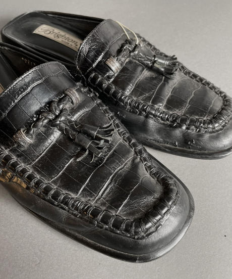 【USED】 Brighton  Loafers/210811-010
