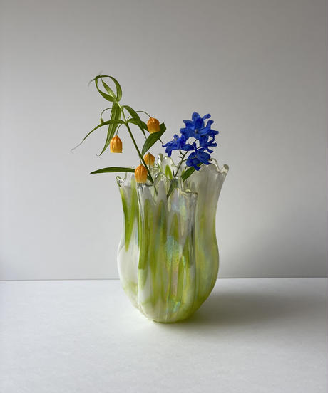【USED】 Flower Vase 1147