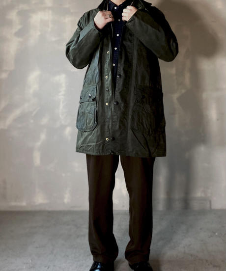 【USED】Barbour Jacket 8 / 201112-008