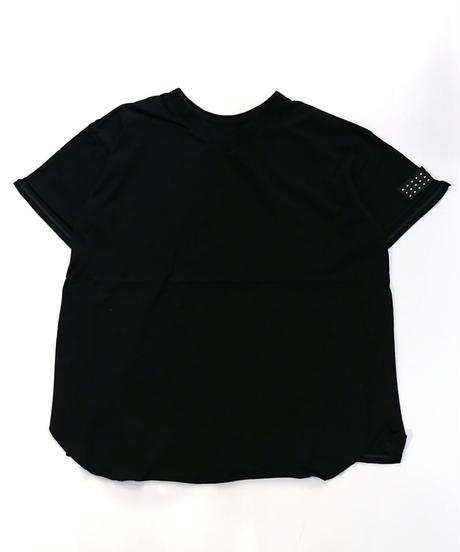 [TRAINERBOYS]All ROUNDT-SHIRTS(Black)/faq001