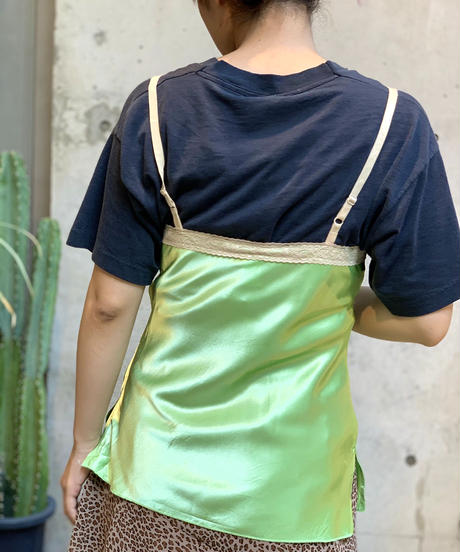【Used】Short Slip  Camisole /200818-026